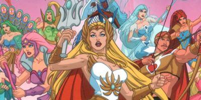 She-Ra e as Princesas do Poder: Reveladas novas fotos do reboot da Netflix