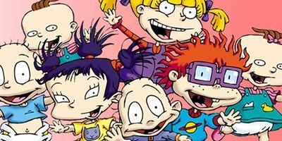 Rugrats vai ganhar nova versão para a TV e filme em live-action