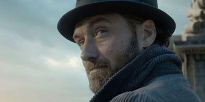 Animais Fantásticos: Jude Law fala, pela primeira vez, sobre interpretar Dumbledore na franquia