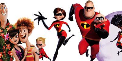 Bilheterias Brasil: Animações dominam o mercado com Hotel Transilvânia 3 e Os Incríveis 2