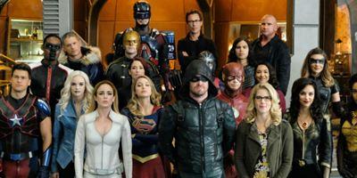 Legends of Tomorrow não deve participar do próximo crossover do 'Arrowverse'