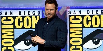 Comic-Con 2018: Chris Pratt vai dublar personagem inspirado nos principais papéis de sua carreira em Uma Aventura LEGO 2
