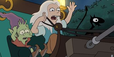 Comic-Con 2018: (Des)Encanto, comédia épica do criador de Os Simpsons, ganha trailer
