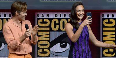 Comic-Con 2018: Teaser de Mulher-Maravilha 1984 mostra supervelocidade e Gal Gadot em ação (Descrição)