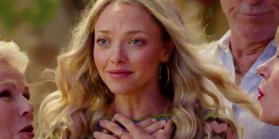 Amanda Seyfried não descarta a possibilidade de Mamma Mia 3