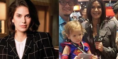Comic-Con 2018: Teri Hatcher relembra os tempos de As Novas Aventuras do Superman fazendo cosplay de Lois Lane