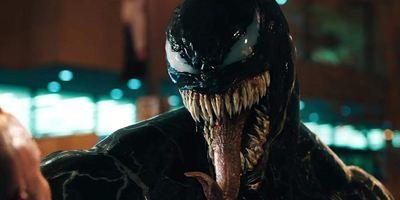 Venom: Simbionte aparece ainda mais assustador em pôster japonês
