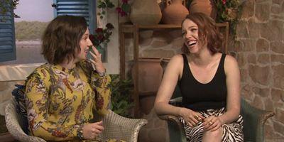 """Mamma Mia 2: """"Todos estavam nervosos em voltar a dançar e cantar"""", conta novata do elenco (Entrevista exclusiva)"""