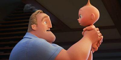 Os Incríveis 2 se torna a animação de maior público da história nos cinemas brasileiros