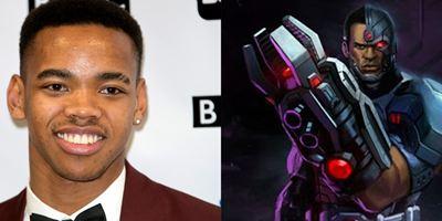 Doom Patrol escala ator para assumir papel de Ciborgue na série live-action