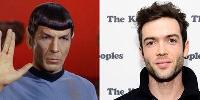Star Trek: Discovery escala Spock jovem