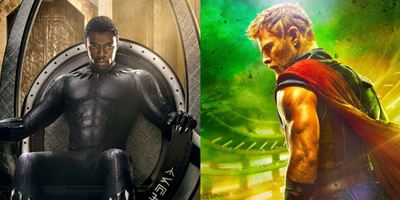 Chadwick Boseman lembra a Chris Hemsworth erro de Thor em Vingadores: Guerra Infinita