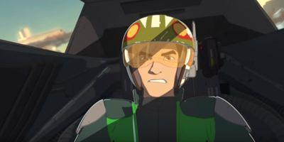 Star Wars Resistance: Um jovem piloto recebe a missão de sua vida no teaser da série animada