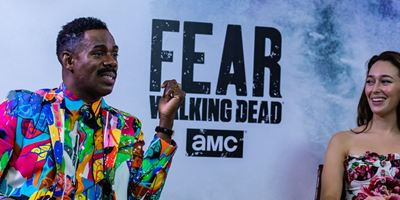 Fear the Walking Dead: Alycia Debnam-Carey e Colman Domingo explicam como a mãe-natureza será a grande vilã da vez (Entrevista exclusiva)