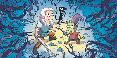 (Des)encanto: Nova série do criador de Os Simpsons promete muito, mas entrega pouco (Crítica da 1ª temporada)