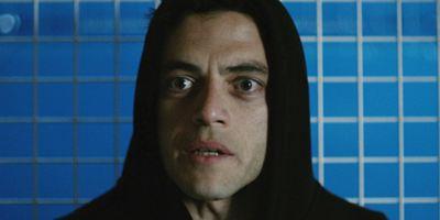 """Rami Malek fala sobre os rumores do fim de Mr. Robot após 4ª temporada: """"Isso é novidade para mim"""""""