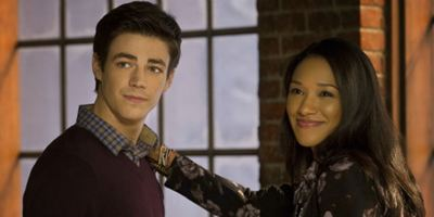 The Flash: Grant Gustin e Candice Patton falam sobre receber uma filha do futuro na quinta temporada (Entrevista)