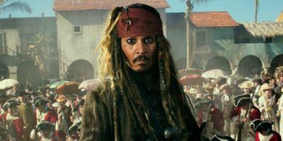 Disney planeja reboot de Piratas do Caribe com roteiristas de Deadpool