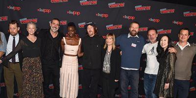 The Walking Dead: Por que entrevistar o elenco é uma experiência insana e divertida