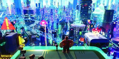 WiFi Ralph: Saiba quais personagens de videogame estarão no filme