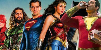 CCXP 2018: Zachary Levi deseja ver Shazam na Liga da Justiça