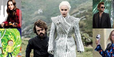 As 30 séries mais aguardadas de 2019