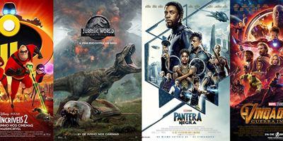 Retrospectiva 2018: Os filmes bilionários do ano