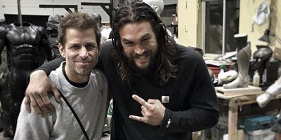 Aquaman: James Wan conta que Zack Snyder aprovou o filme
