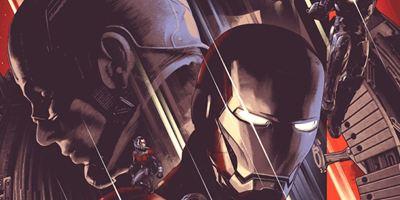 Marvel lança cartazes comemorativos com todos os seus heróis e vilões do cinema
