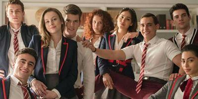 Elite: Netflix anuncia filmagens da segunda temporada com três novidades no elenco