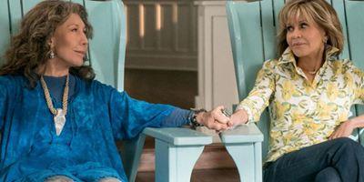 Grace and Frankie é renovada para 6ª temporada