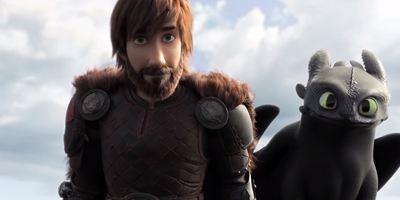 Como Treinar o seu Dragão 3 é a maior estreia da semana