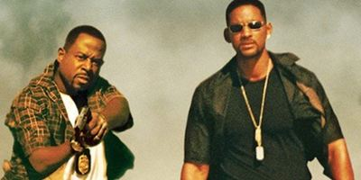 Bad Boys 3: Will Smith e Martin Lawrence retornam à força policial nas fotos dos bastidores do filme