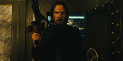 John Wick 3: Keanu Reeves precisa entrar em guerra para encontrar a paz no trailer de Parabellum
