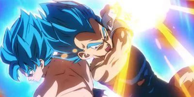 Dragon Ball Super Broly já é a 3ª maior bilheteria de um anime nos Estados Unidos