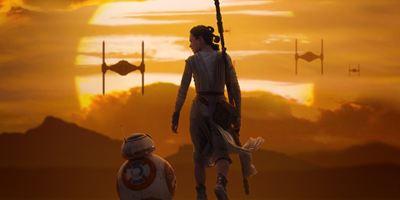 Filmes na TV: Hoje tem Star Wars - O Despertar da Força e O Lado Bom da Vida