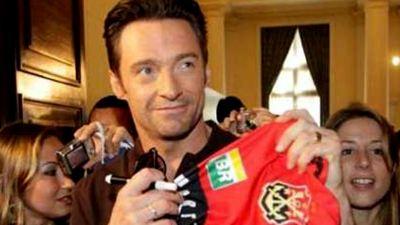 "Coletiva ""X-Men Origens: Wolverine"" - Hugh Jackman"