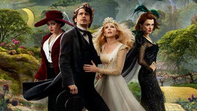 Bilheterias Estados Unidos: Ótimo começo para Oz, Mágico e Poderoso