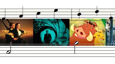 30 músicas inesquecíveis do cinema