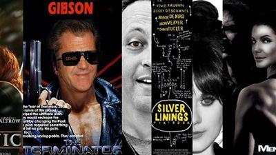 30 filmes famosos com atores diferentes no cartaz original
