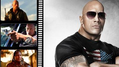 10 filmes de ação com Dwayne Johnson