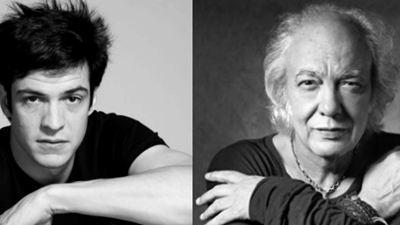 Erasmo Carlos quer Mateus Solano como protagonista da sua cinebiografia