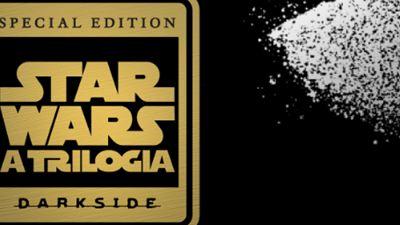 Trilogia Star Wars é reunida em livro, em edição de luxo
