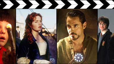 Top 10: os melhores vídeos de testes de atores