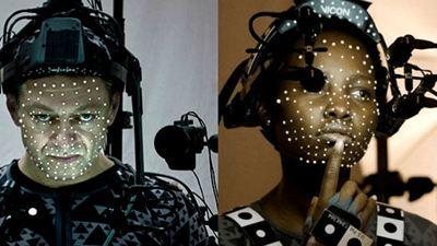 Revelados detalhes dos personagens misteriosos de Andy Serkis e Lupita Nyong'o em Star Wars - O Despertar da Força