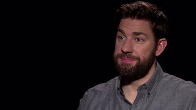 Entrevista exclusiva: John Krasinski fala sobre 13 Horas e trabalho com Michael Bay