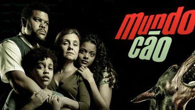 Exclusivo: Babu Santana e Adriana Esteves falam sobre justiça e vingança em Mundo Cão