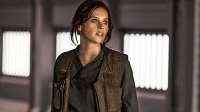 Felicity Jones fala sobre a importância das mulheres na rebelião de Rogue One - Uma História Star Wars