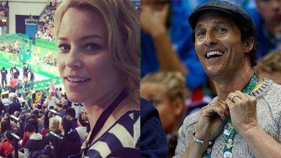 Hollywood está aqui! Confira imagens de atores que vieram para a Olimpíada do Rio