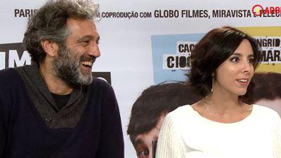 Um Namorado Para Minha Mulher: Domingos Montagner e a diretora Júlia Rezende prometem surpreender o público (Exclusivo)